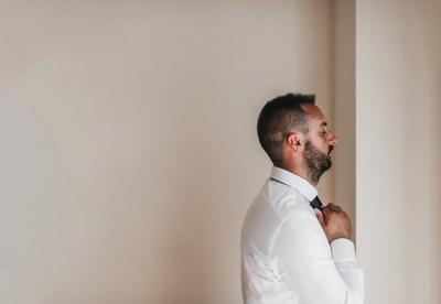 Preparazione sposo Civezza