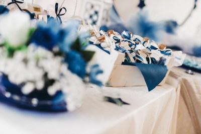 Tavolo bomboniere matrimonio