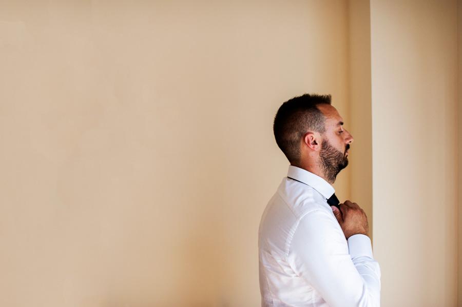 Preparazione sposo - Matrimonio Sanremo
