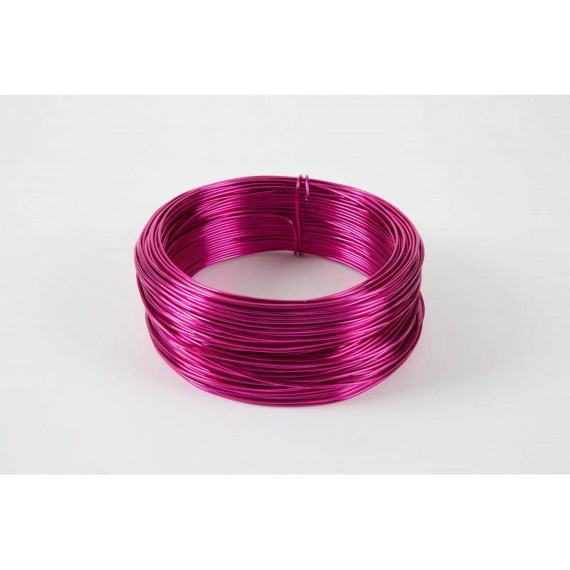 fil aluminium deco couleur