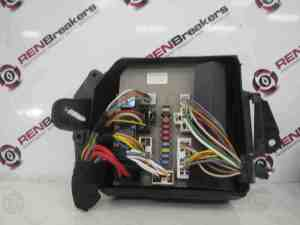 Renault Clio Fuse Box 2002 | Wiring Library