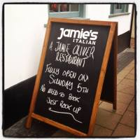 Restaurant Review – Jamie's Italian, The Bell, Chequer Street, St Albans
