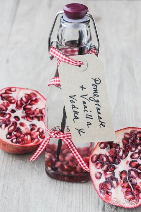 Pomegranate Vodka
