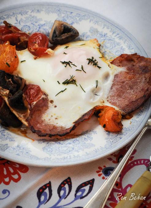One Pan Polish Breakfast