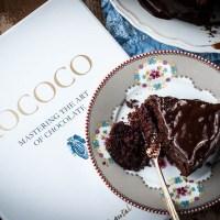 Vegan Chocolate Cake – Affinities Cake from Rococo