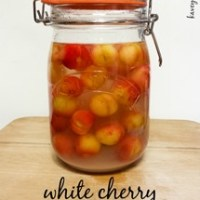 White-Cherry-Rum-Liqueur