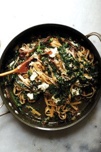 Wholewheat Fettuccine recipe by Amy Chaplin on renbehan.com