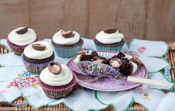 Creme Egg Cupcakes Ren Behan