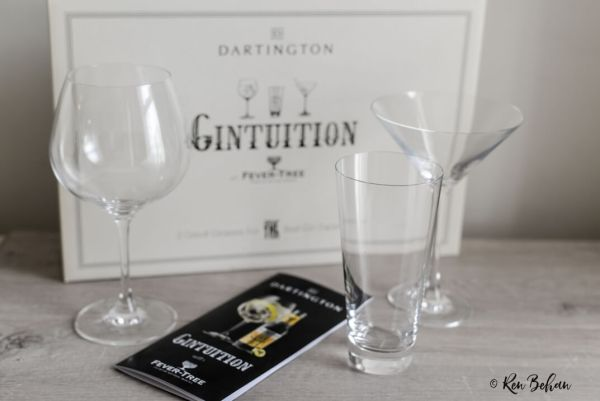 Gintuition Glass Set