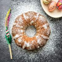 Recipe: Polish Easter Babka + Spring Rituals and traditions