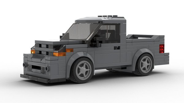 LEGO Dodge Ram SRT-10 Facelift