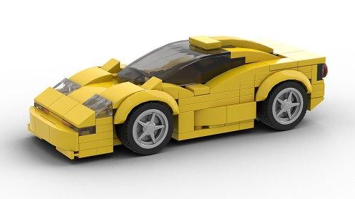 LEGO McLaren F1 Model