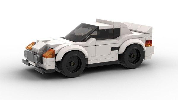 LEGO Toyota 222D model