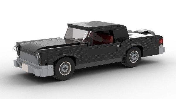 LEGO Continental Mark II model