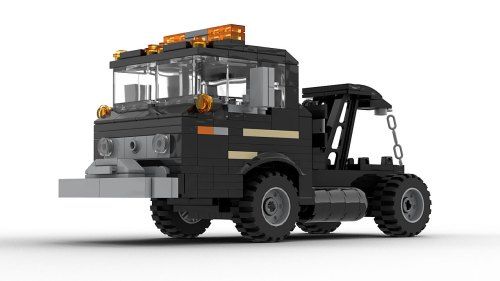 LEGO Ford C Series Wrecker model