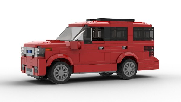 LEGO Ford Expedition 2020 model