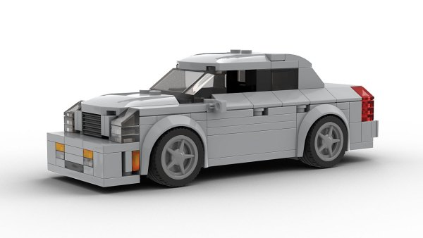 LEGO Cadillac CTS Sedan 2005 model