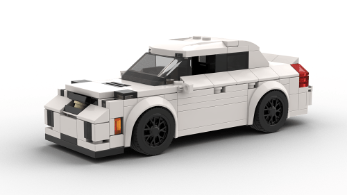 LEGO Cadillac CTS-V Sedan 2018 model