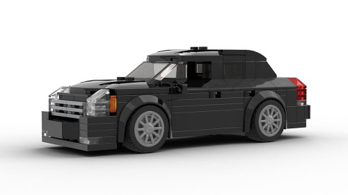 LEGO Cadillac DTS model