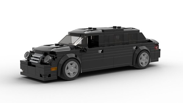 LEGO Mercedes-Benz E Class Limo model