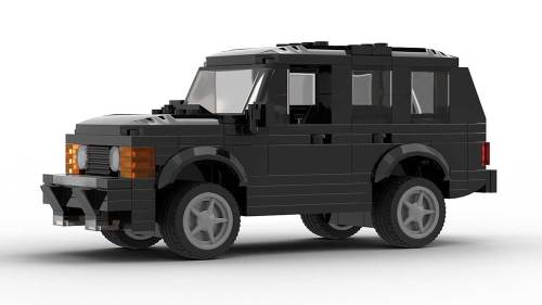 LEGO Range Rover Classic US model