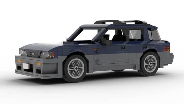 LEGO Subaru Impreza Outback Sport 98 model