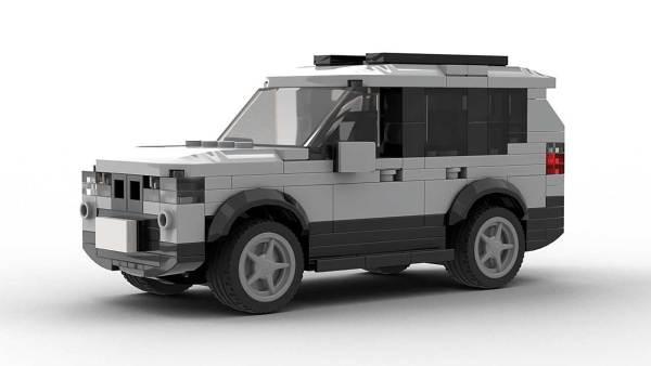 LEGO BMW X3 07 model