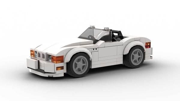 LEGO BMW Z3 Model