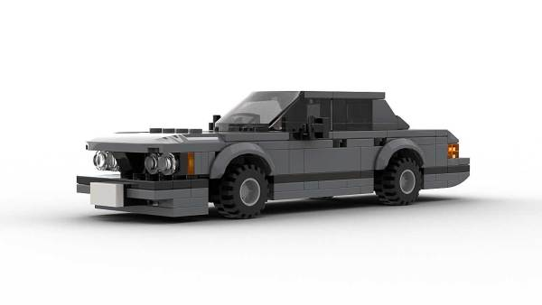 LEGO BMW E23 7 Series Model