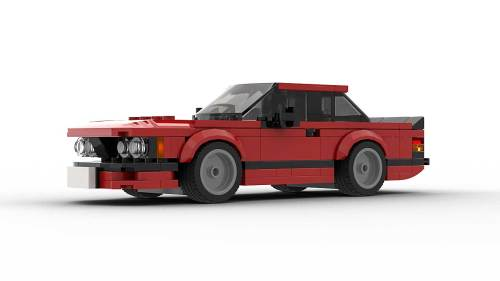 LEGO BMW E24 EU Model
