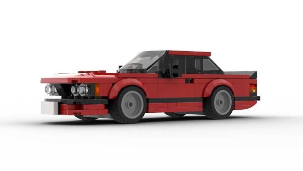LEGO BMW E24 EU Model