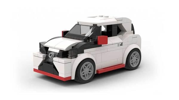 LEGO Toyota Aygo MOC Model