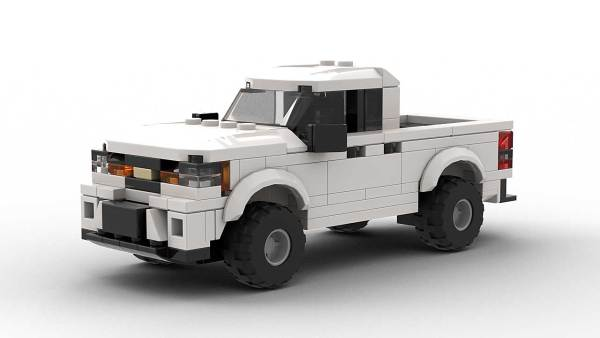 LEGO Chevrolet Colorado 2015 Model