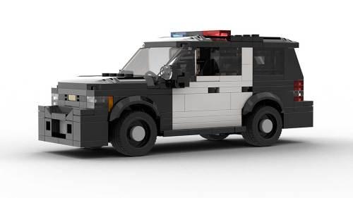 LEGO Chevrolet Tahoe PPV 2012 Model