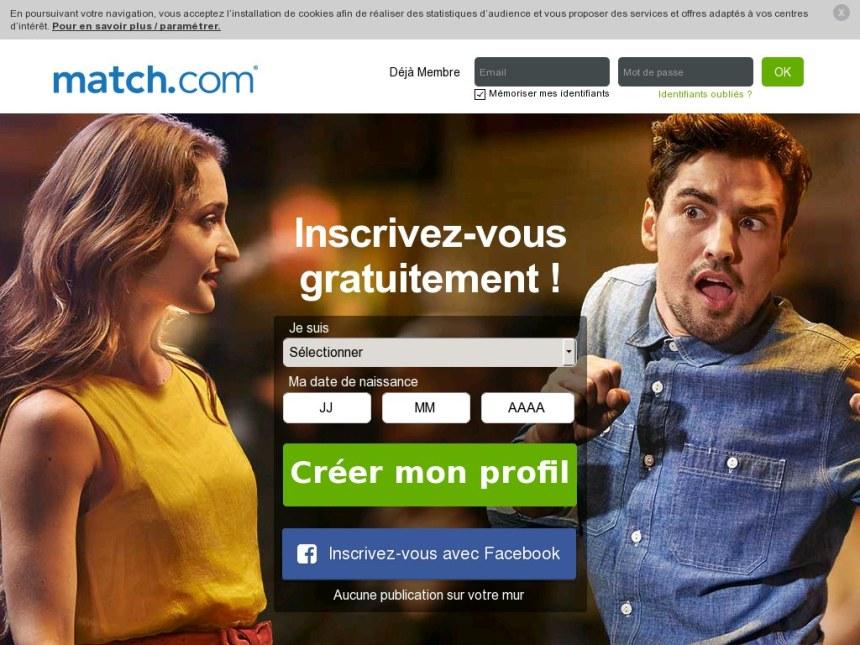 Match.com : une des anciennes références mondiales de la rencontre en ligne