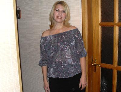 Millau, Jolie Trans Mature Blonde