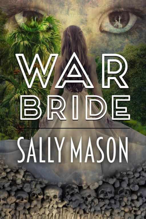 War Bride by Sally Mason   Book Cover Design by Render Compose