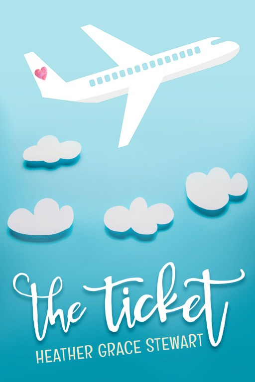 The Ticket by Heather Grace Stewart | Cover Design by Render Compose