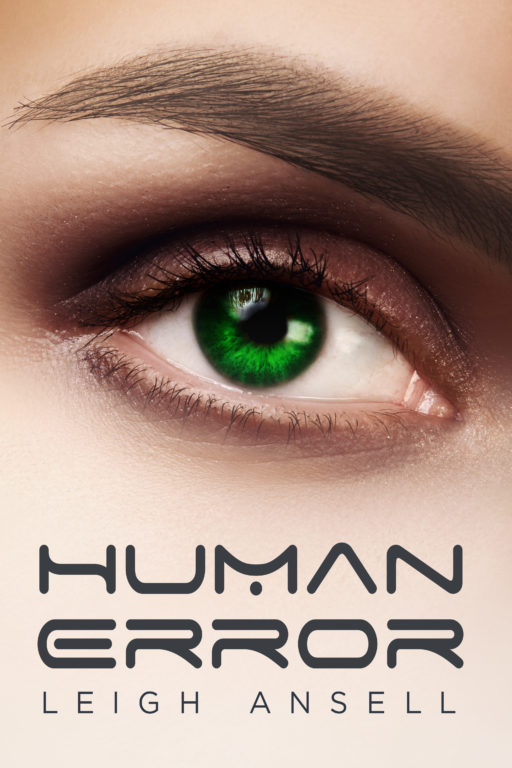 Human Error by Leigh Ansell   Cover Design by Render Compose