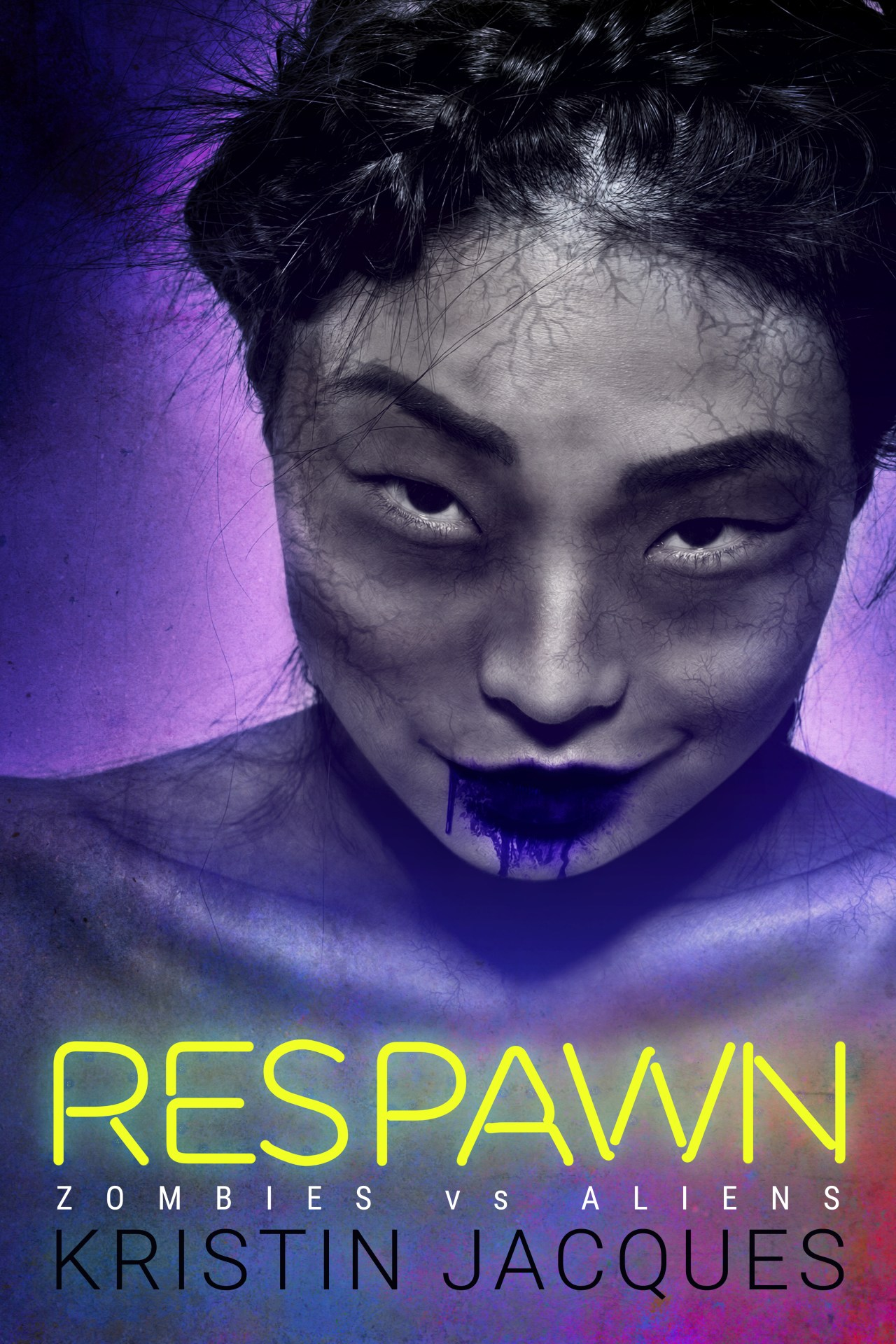 RESPAWN by Kristin Jacques