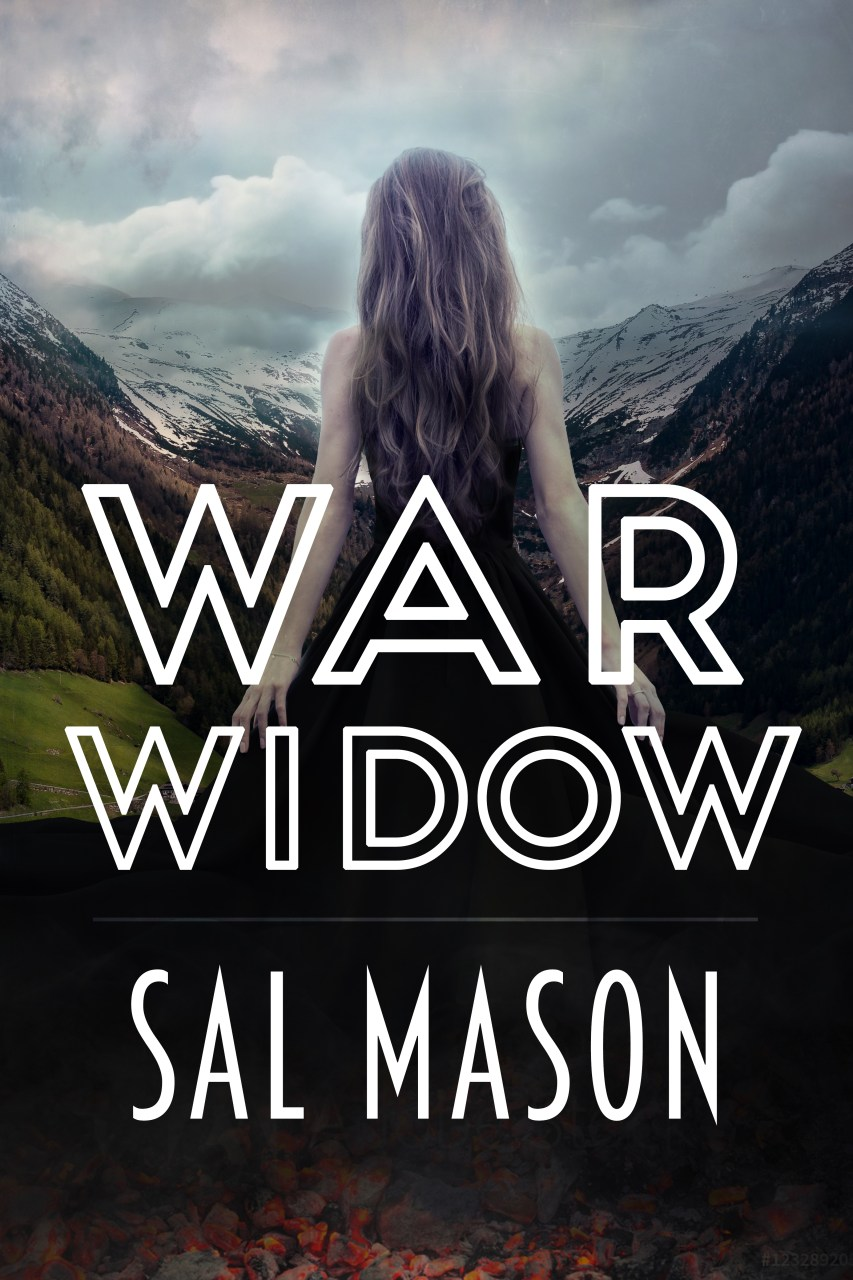 War Widow by Sal Mason