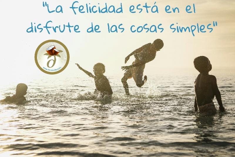 Hoy es el día de la felicidad!