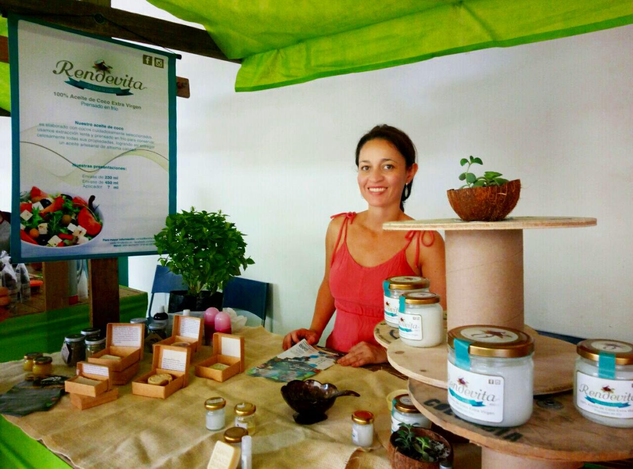 Acompáñanos en el Mercado Verde