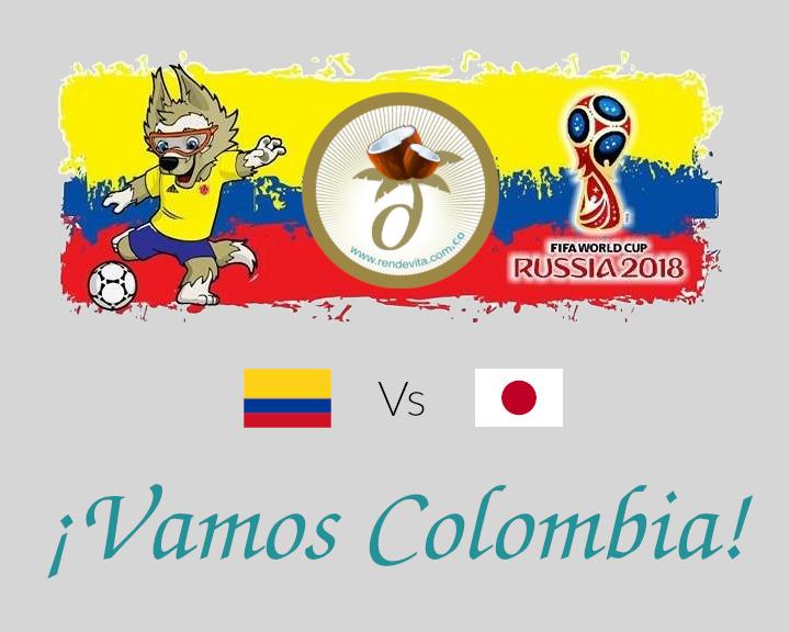 Rusia 2018: Colombia vs Japón