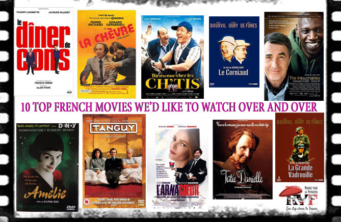 Top 10 feel good french movies to watch over over for Watch a good movie
