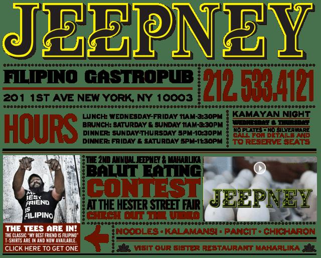 Jeepney NYC