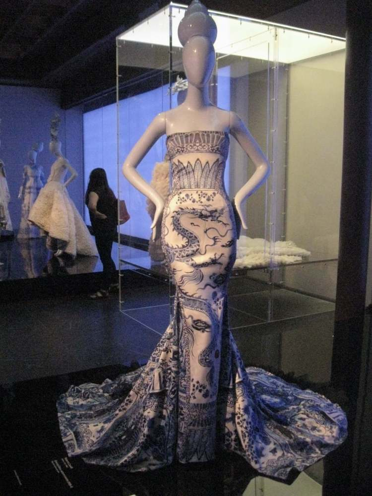 China: Through the Looking Glass at the Metropolitan Museum of Art, NYC 2014