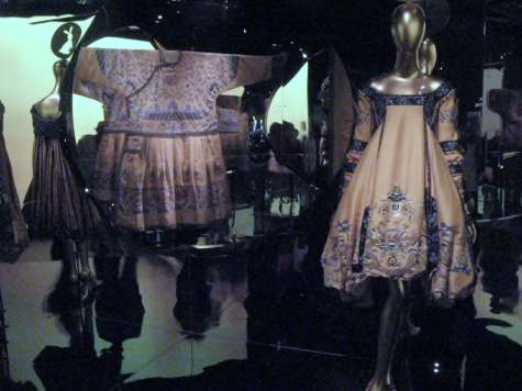 China:Through the Looking Glass, Manchu Robe