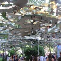 Madison Square Park Art Installation: Fata Morgana