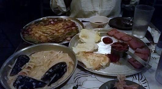 Dinner at Take 31